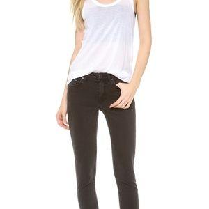 Acne Studios Dark Wash Skinny Jeans Size 23 Nwt